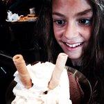Great gelato!