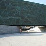 Fachada del Museo de la Memoria