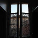 Fenêtre de la salle de bain