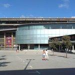 camp Nou - Estadio FC Barcelona (estadio mas grande de Europa)