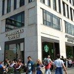 Starbucks Coffee, Pariser Platz 3-5