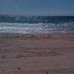 Lauderdale by the Sea beach, nice sand, no rocks, great scuba.