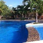 Beautiful, clean pool!