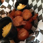 Hush Puppies @ Lands End Restaurant, 444 Marina Drive, Georgetown, SC