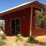 Newman Visitor Centre Chalet No 1