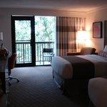 Room #4054 - Double overlooking pool
