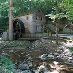 loved the ol mill the sound of the water was so relaxing