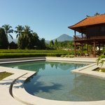 Atres villa swimming pool