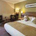 Standard Double Bed Guest Room