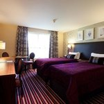 Twin Bedroom Hallmark Hotel Gloucester