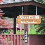 Welcome To Creekside B&B