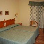 Habitacion doble(dos camas)
