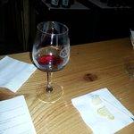 Enjoyed the wine tasting!