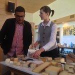 cheese selection...amazing