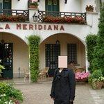 garden hotel entrance