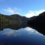 Unbelievable mirror effect on the Gordon River