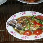 Fish with Ginger (second tFish with Ginger (second time)ime)
