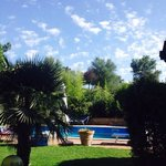 La bellissima piscina !!!!