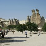 Fairy Chimneys attraction near by