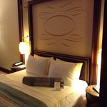iphone picture of bed in room 1814