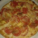 """Pizza """"faccia di vecchia"""" glutenfree"""