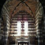 Interno della Chiesa di San Pietro a Porto Venere