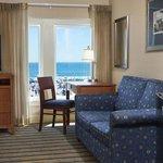 Guest Room Sitting Area Ocean View
