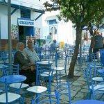 Centro storico: Sidi Bou Said: Tunisia: la piazzetta