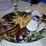 ricco mix di carne