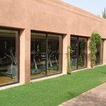 Salle de fitness payante 25€/semaine