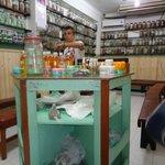 Pharmacie huile d'argan : 35€ les 500 ml