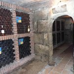 Wine cellar and shop