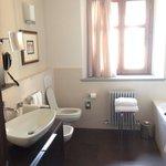 bagno - junior suite