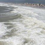 Море в Виареджио в августе 2014