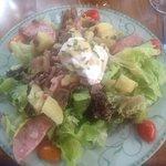 La salade campagnarde
