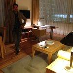 Living area - Exec suite