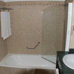 Cuarto de baño de la Suite