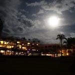 Hotel im  Mondlicht
