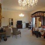 Bedroom of Royal suite
