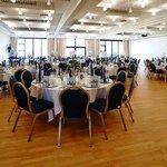 Banqueting room