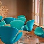 Motel One Berlin-Mitte Swan Chairs