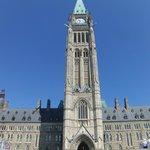 здание Парламента,Оттава,Канада