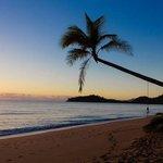 Clifton beach at sunrise