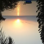 Sunrise at the Ron Beach