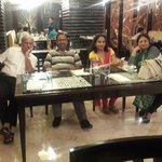 Vipul Sharma , Me , Mrs. Sunita Gupta and Mrs. Sunita Sharma