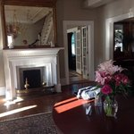 Charming foyer