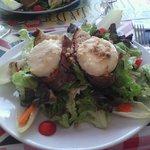 salade rocamadour