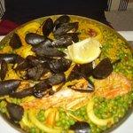 Paella di mare