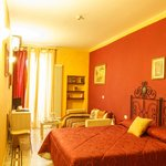 one bedroom of suite ginori