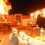 Terraza/ restaurante